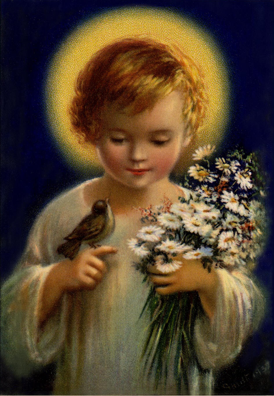 to the child jesus The cult of the child jesus thrived at the carmel of lisieux, france, and there were many images of the christ child that thérèse would have seen daily.