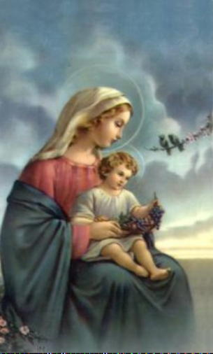 Prayer for the solemnity of mary mother of god